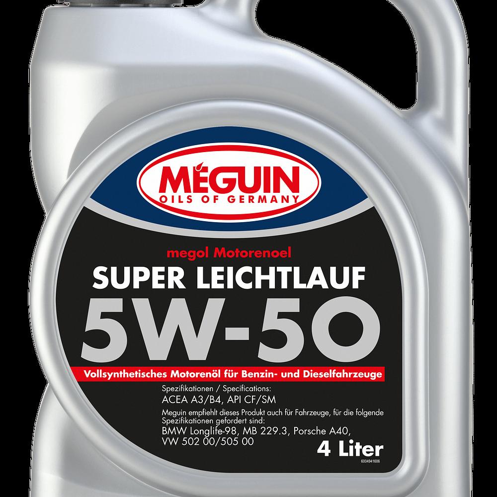 Super Leichtlauf SAE 5W-50